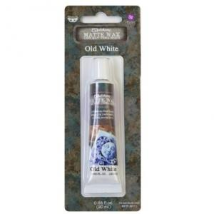 Matt Wax Paste OLD WHITE