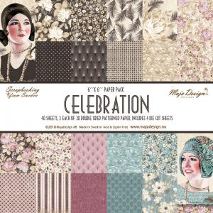 Celebration - 6x6 pack. - Maja Design