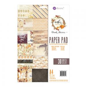 Amber Moon A4 Paper Pad - Prima Marketing