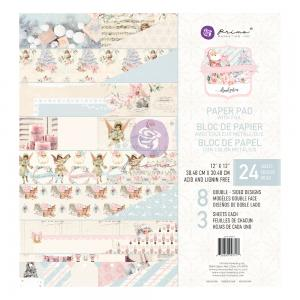 Christmas Sparkle Collection - 6x6 Paper Pad - Prima