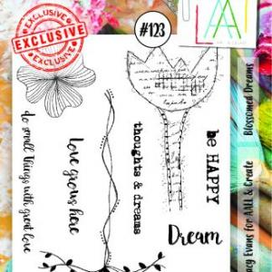 Stamp set A6 #123 - AALL & CREATE
