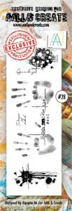 Border Stamp set #28 - AALL & CREATE
