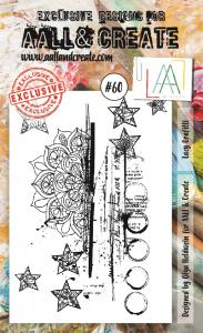 Stamp set A6 #60 - AALL & CREATE