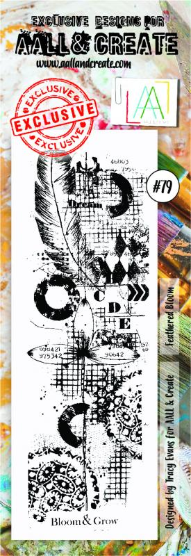 Border Stamp set #79 - AALL & CREATE