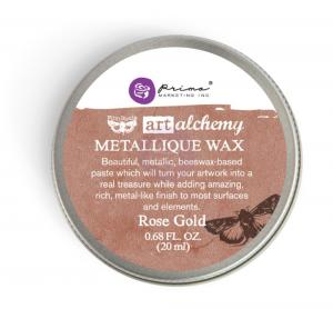 Metallique Wax ROSE GOLD Finnabair