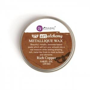 Metallique Wax RICH COPPER Finnabair