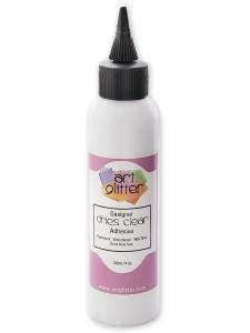 Designer Dries Clear 4 oz - Art Glitter