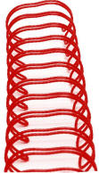 3/4 Wire RED 6-pack