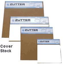 Chipboard Covers 7.5x5 Kraft