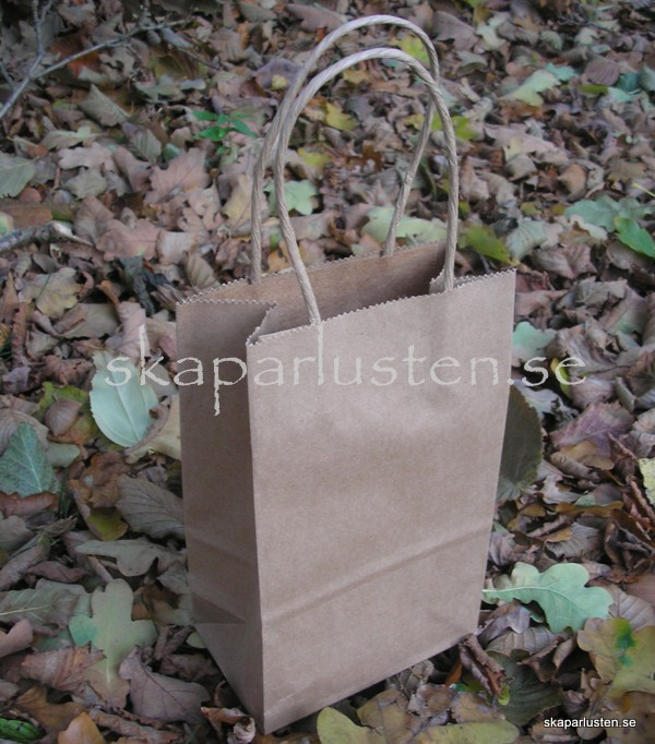 Small Bag Kraft - Canvas