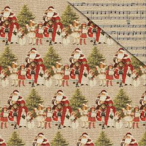 Christmas Children - 12x12 - Fab Scraps