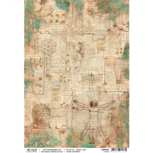 Rice Paper - Codex Leonardo - I codici - Ciao Bella