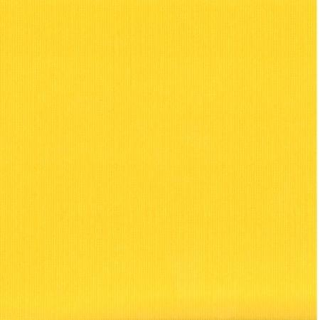 Sunshine Yellow - Cardstock - Reprint