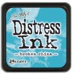 Broken China - Distress MINI Ink Pad