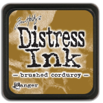 Brushed Corduroy - Distress MINI Ink Pad