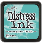 Evergreen Bough - Distress MINI Ink Pad