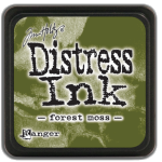 Forest Moss - Distress MINI Ink Pad