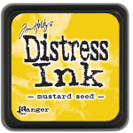 Mustard Seed - Distress MINI Ink Pad