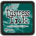 Pine Needless - Distress MINI Ink Pad