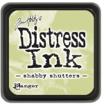 Shabby Shutters - Distress MINI Ink Pad