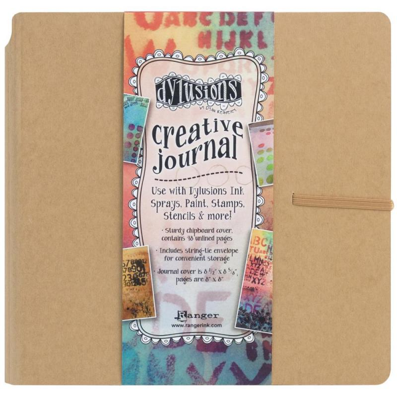 "Dyan Reaveley's Dylusions Creative Journal 8.75""X9"""