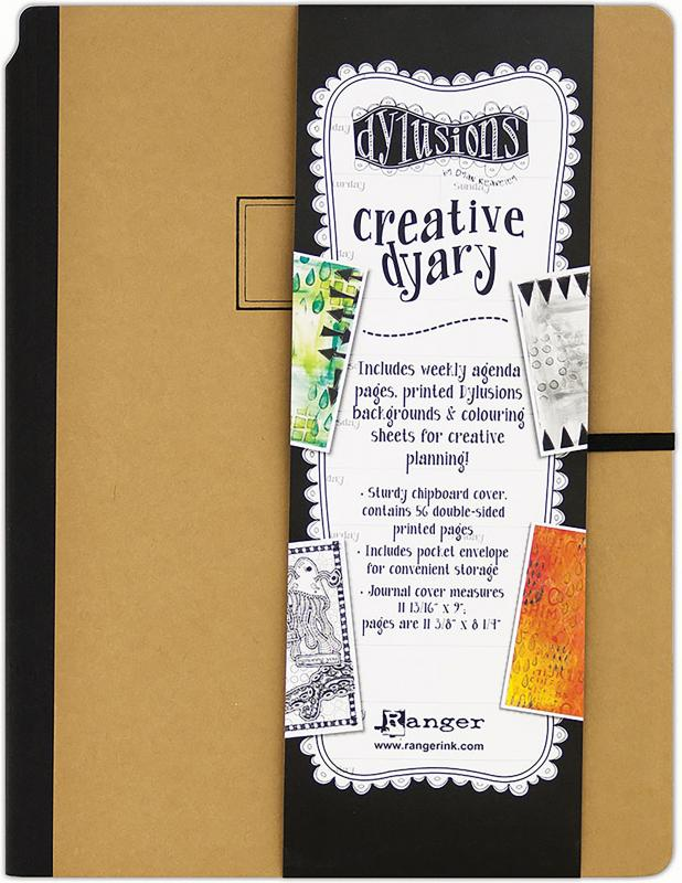Creative Dyary LARGE - Dyan Reaveley's Dylusions