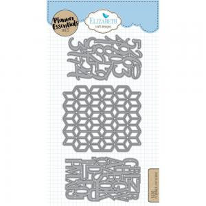 Planner Patterns - Elisabeth Craft Design