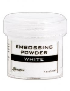 White - Embossing Powder - Ranger