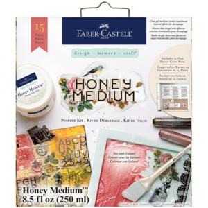 Honey Medium Starter Kit - Faber Castell