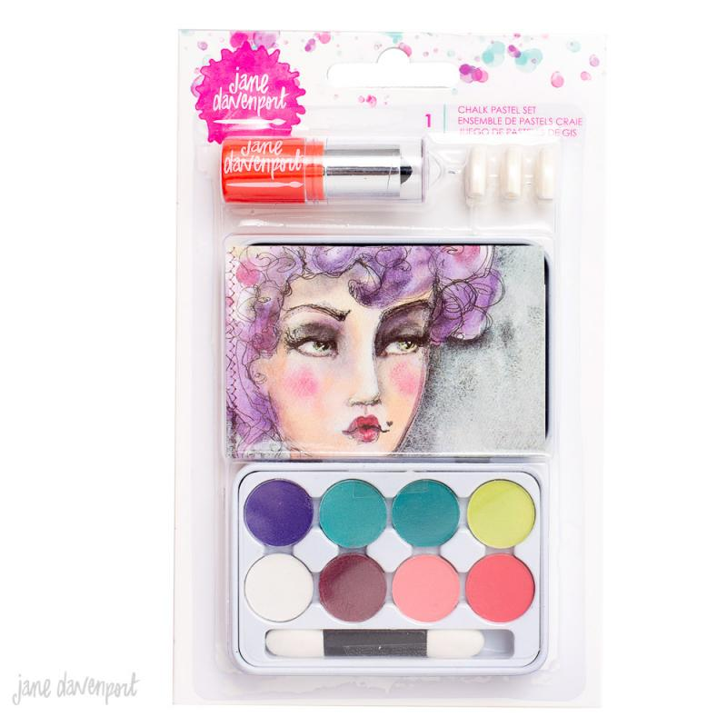 Lip Creme Pastel Set - Jane Davenport