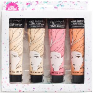 JD MM Acrylic Paint Set 1- Light Portrait