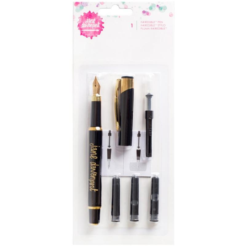 JDMM NEW INKredible Pen – Black