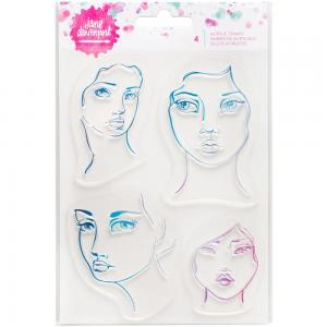 JD MM  Acrylic Stamp 4 Jane Girls