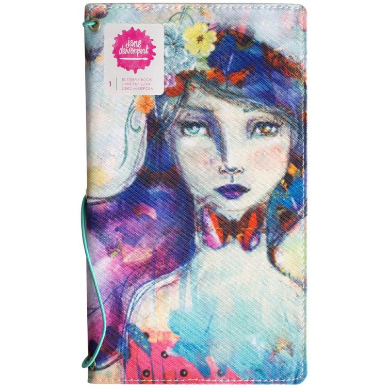 JD MM  Butterfly Effect Book Cover – Butterfly Girl