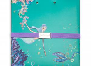MERMAID BINDER - Jane Davenport