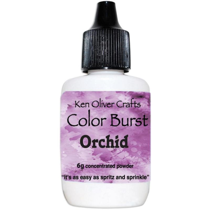 Orchid Color Burst - Ken Oliver