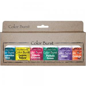 COLOR BURST SET BRIGHTS - Ken Oliver
