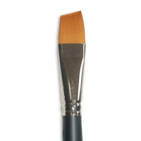 Oblique point Brush - size 20 - Stamperia