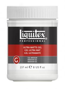 Ultra Matt Gel 237ml - Liquitex