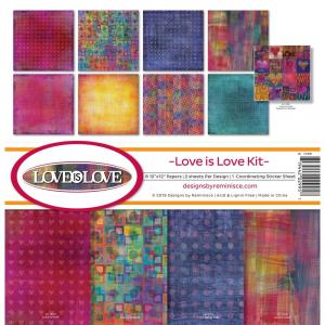 LOVE IS LOVE Collection Kit - Reminisce