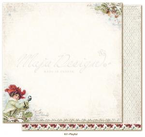 Joyous Winterdays - PLAYFUL - Maja Design
