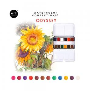 Watercolor Confections - ODYSSEY - Prima