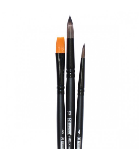 RAPHAEL CAMPUS WATERCOLOUR BRUSHES L