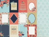 Blubelle Collection - Cambrige - KaiserCraft