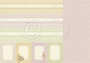 Borders - Theodore and Bella - Pion Design