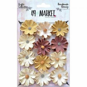 Rustic Barn Small Blooms 12pcs - 49 and Market