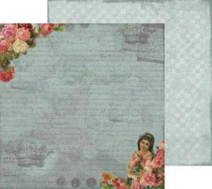 As time goes by Collection Flowergirl - Reprint