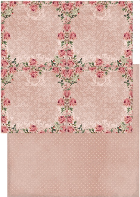 Vintage Rose Collection - SWEET ROSES - Reprint