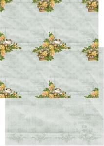 Vintage Rose Collection - CAFE - Reprint