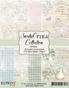 Vintage Basic 6X6 Collection Pack - Reprint